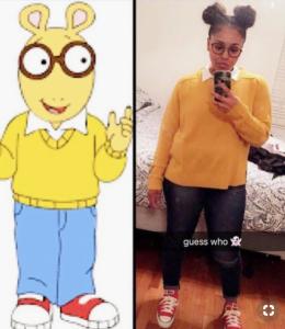 Arthur Halloween Costume