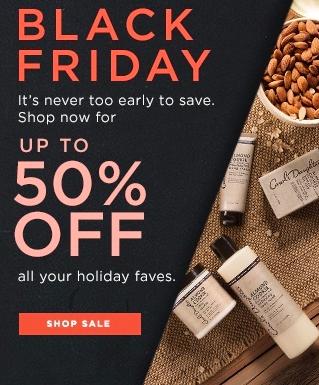 Carols Daughter Black Friday Sale