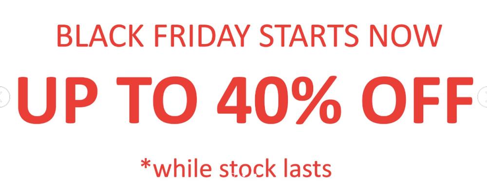 CurlSmith Black Friday Sale