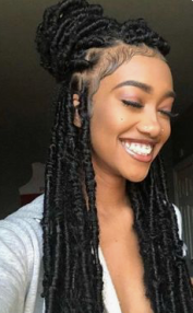 Best Braid Styles for the Summer Faux Locs