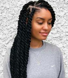 Best Braid Styles for the Summer Twists
